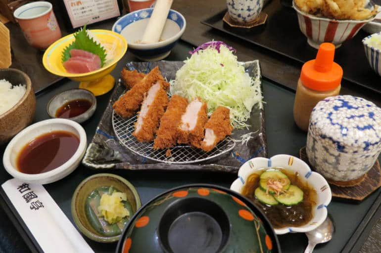japanese spring foods