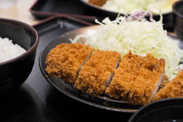 Spring foods Japan