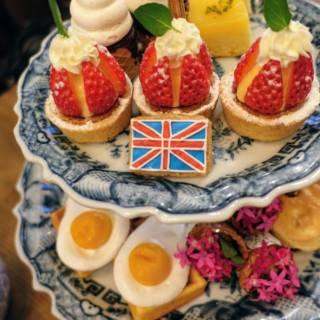 Three-Tiered Treats: Afternoon Tea in Tokyo