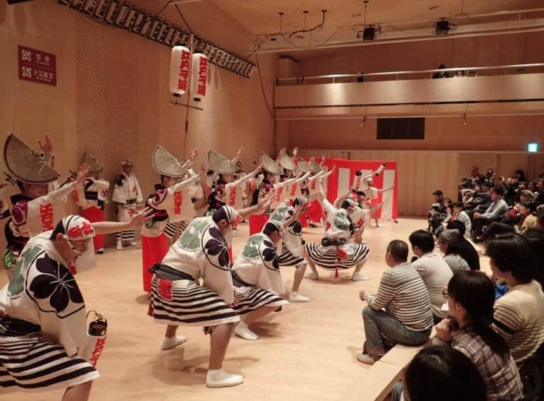 Tokyo Koenji Awa Odori Experience, 16th Mar, 2019