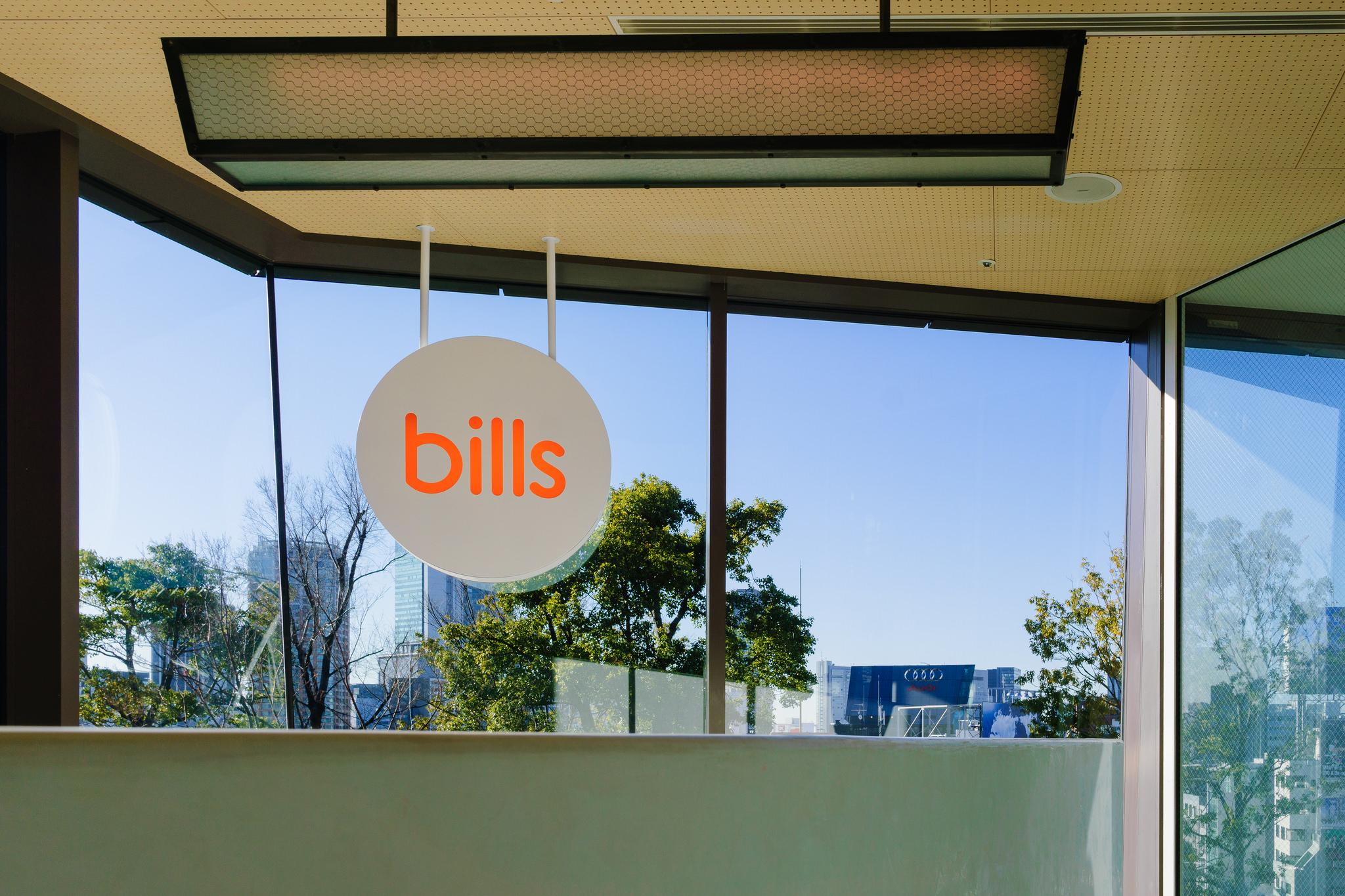 Bills Omotesando