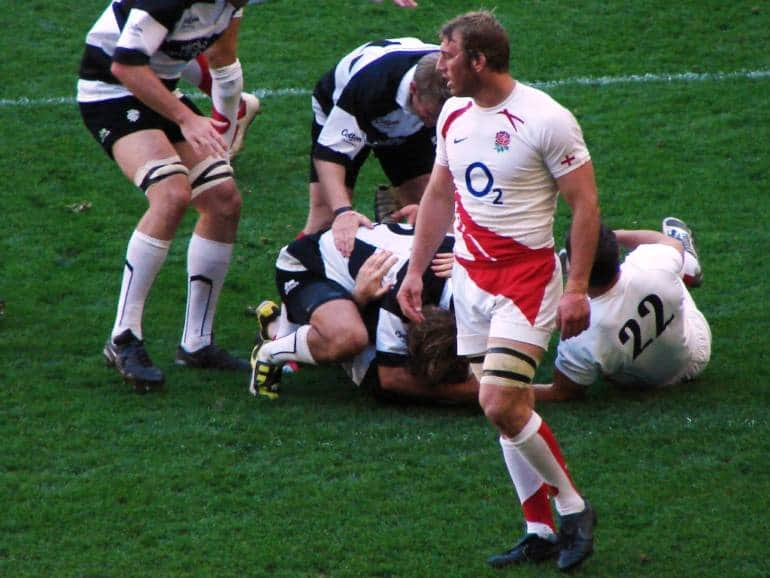 rugby world cup england