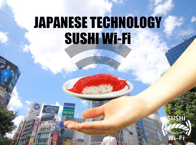 Sushi Wi-Fi