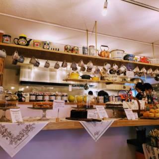 Tiny Toria Tearoom