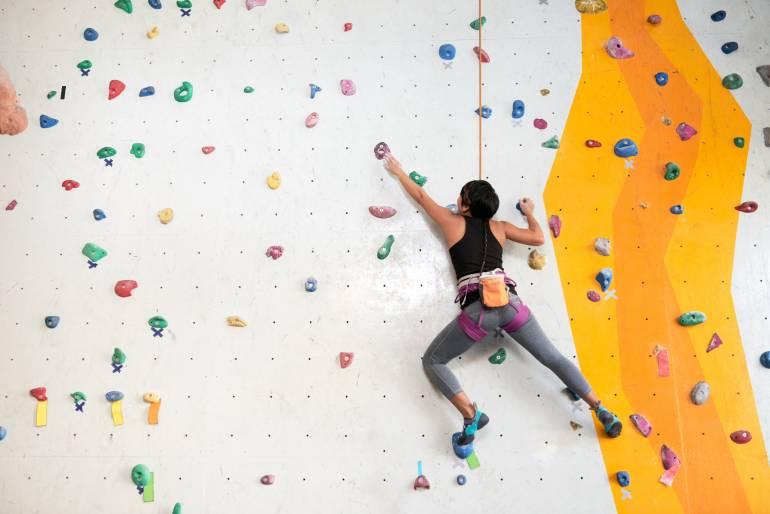 indoor climbing japan