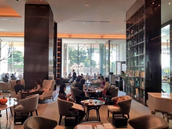 Palace Lounge Interior