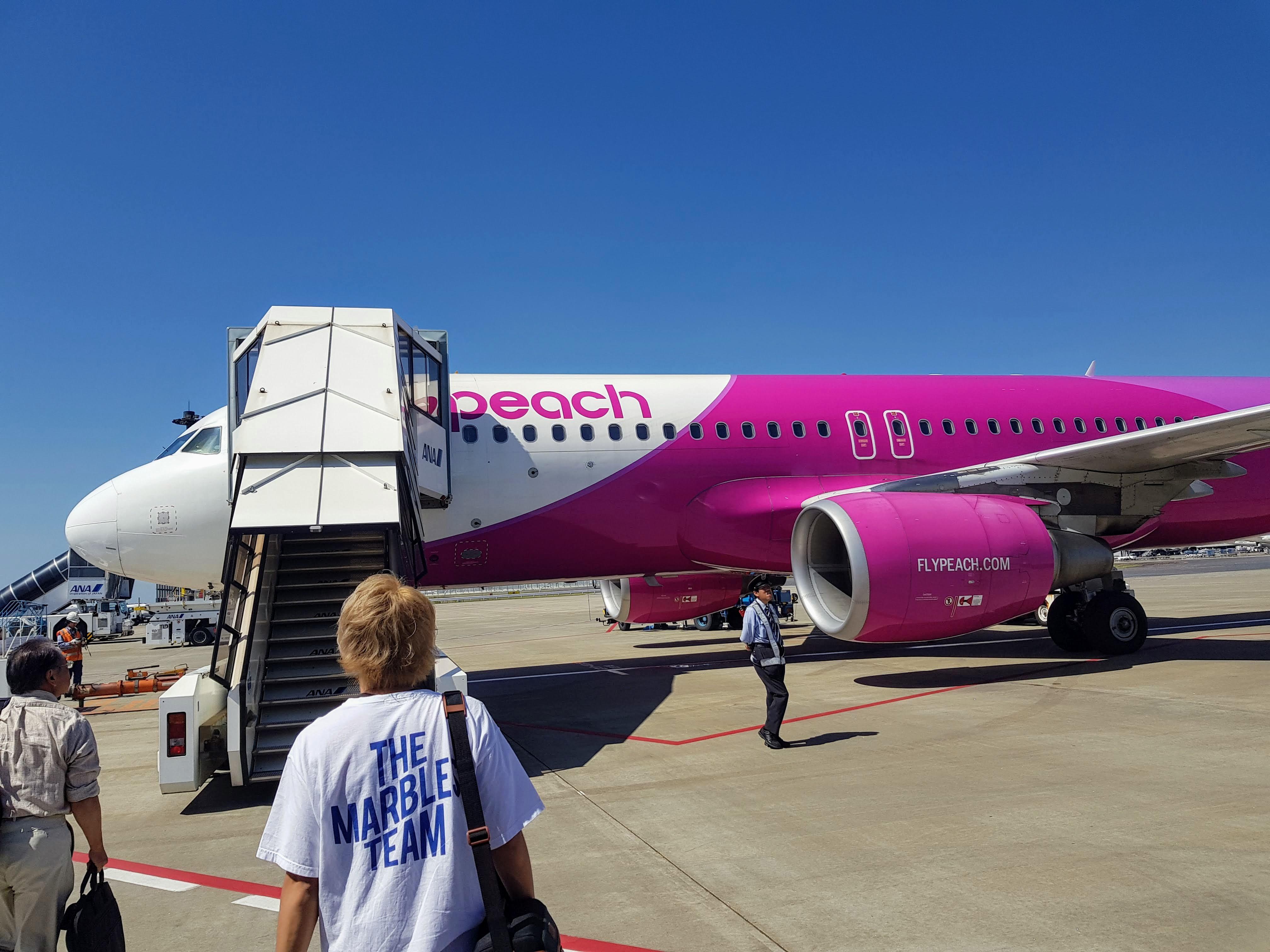 Peach Airlines A320