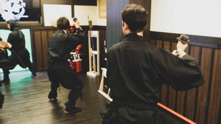 vr ninja experience tokyo