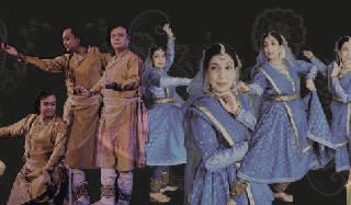 Bridge of Understanding Kathak - Indian Classical Dance Show