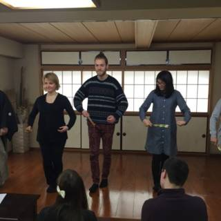 YCC Three-day Noh Workshop
