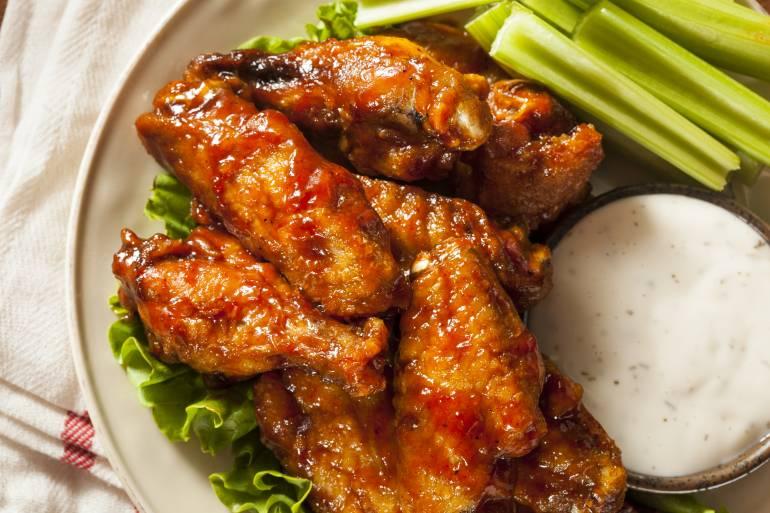 tokyo chicken wings