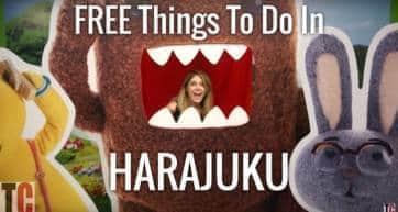 Free Things to Do in Harajuku
