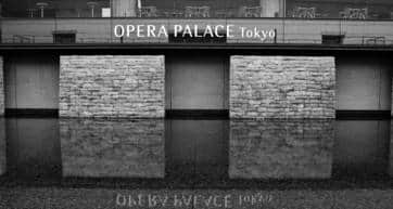 tokyo opera palace