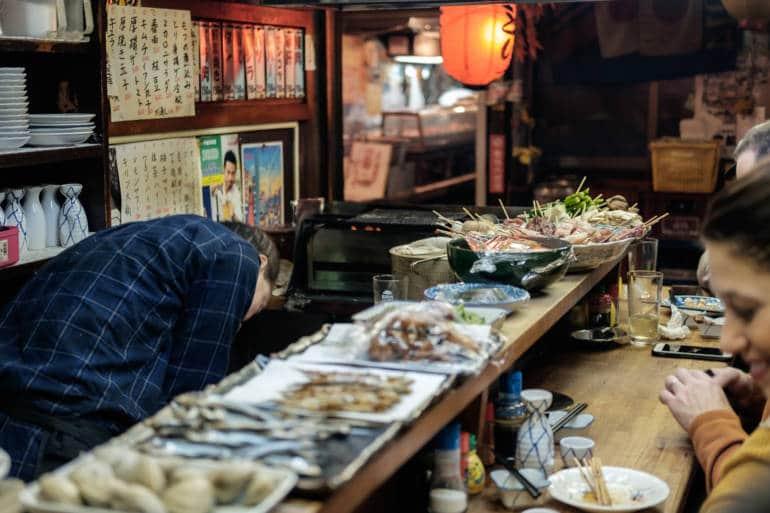 tokyo yakitori
