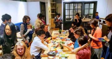 Book Swap at the Hive