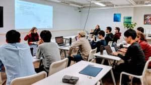 Code Chrysalis Classroom