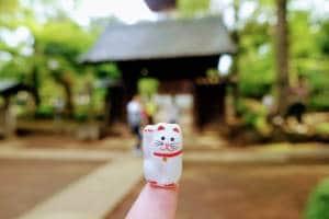 Gotokuji Lucky Cat