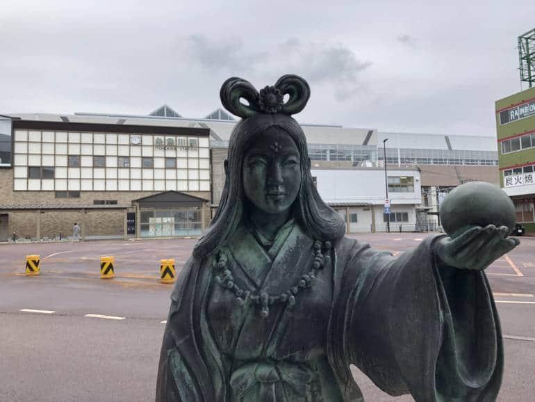 itoigawa statue