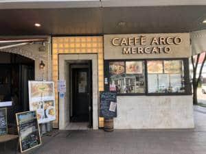 Caffee Arco Mercato Kanazawa