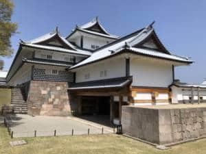 Kanazawa Castle architecture