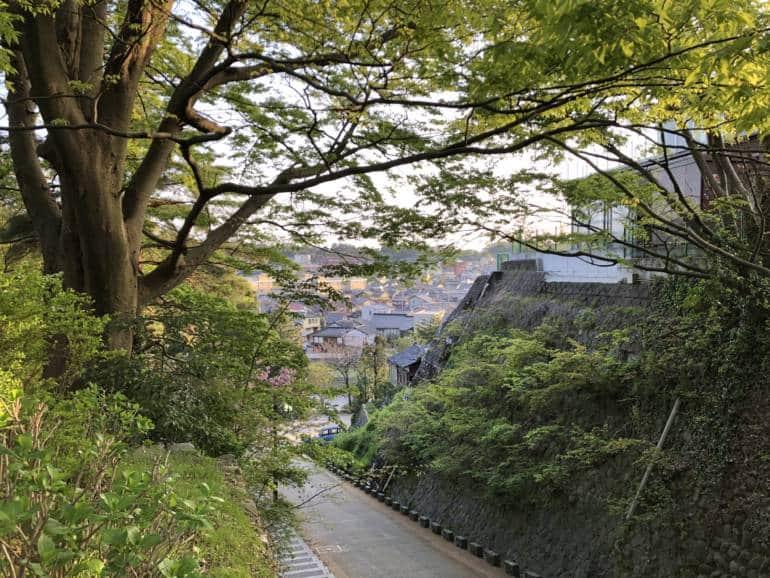 Kanazawa backstreet