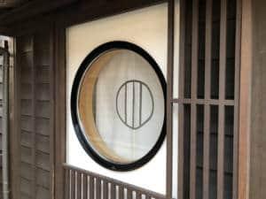 Wooden building in Kanazawa
