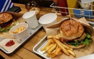 Ain Soph Ripple Burger