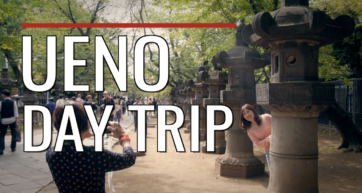 Ueno Park and beyond: a walking tour