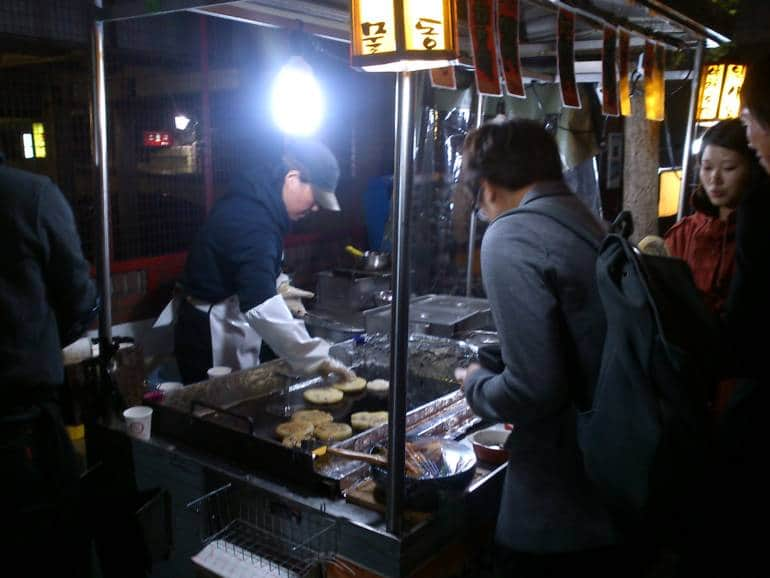 Hotteok, korean street food