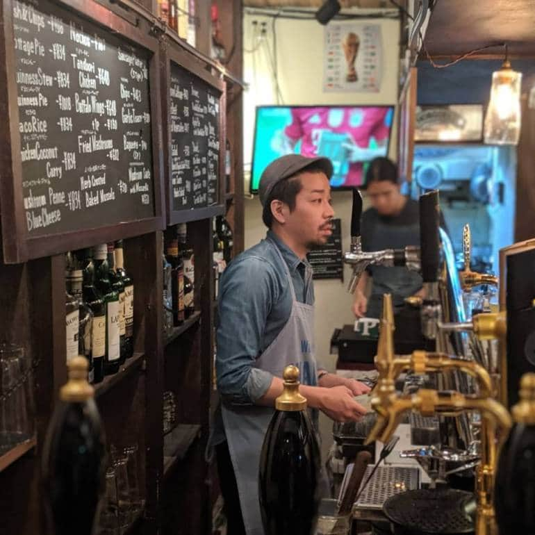Yoshi, Beer Pub Scent Landlord