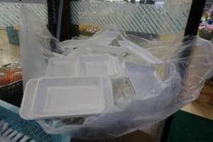Supermarket Plastic