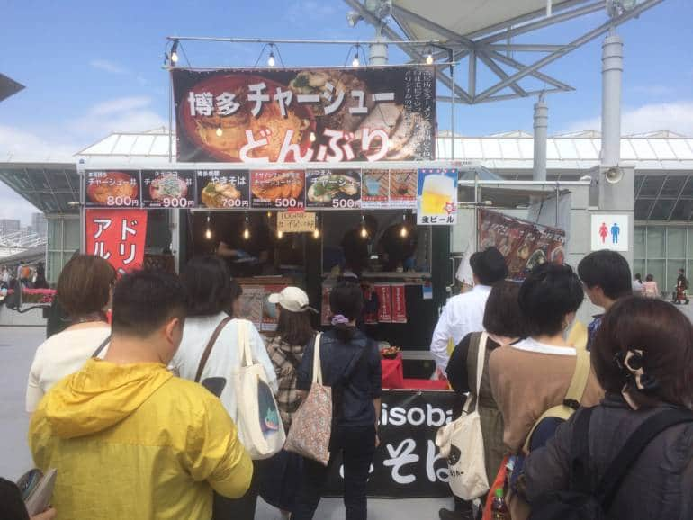Design Festa food trucks