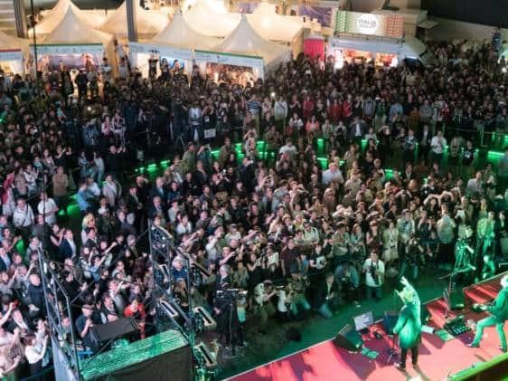 Italia Amore Mio event