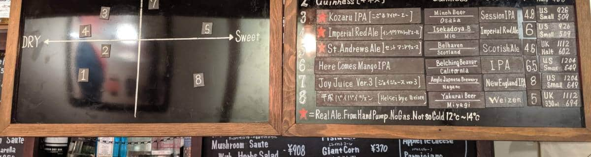 Five Great Bars Around Meguro Station