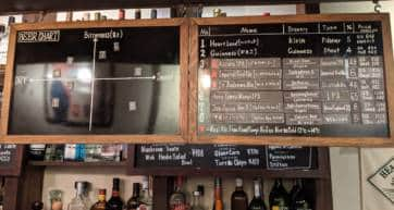 Beer Pub Scent Bar, Meguro
