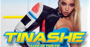 Tinashe in Tokyo