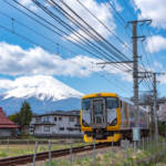 mount fuji train