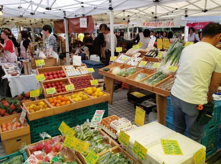 Unu Farmers Market