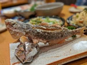Okinawan fried fish