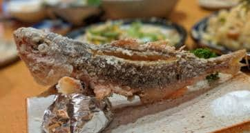 Okinawan fried fish