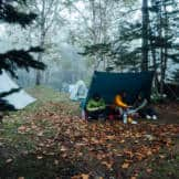 japan camping