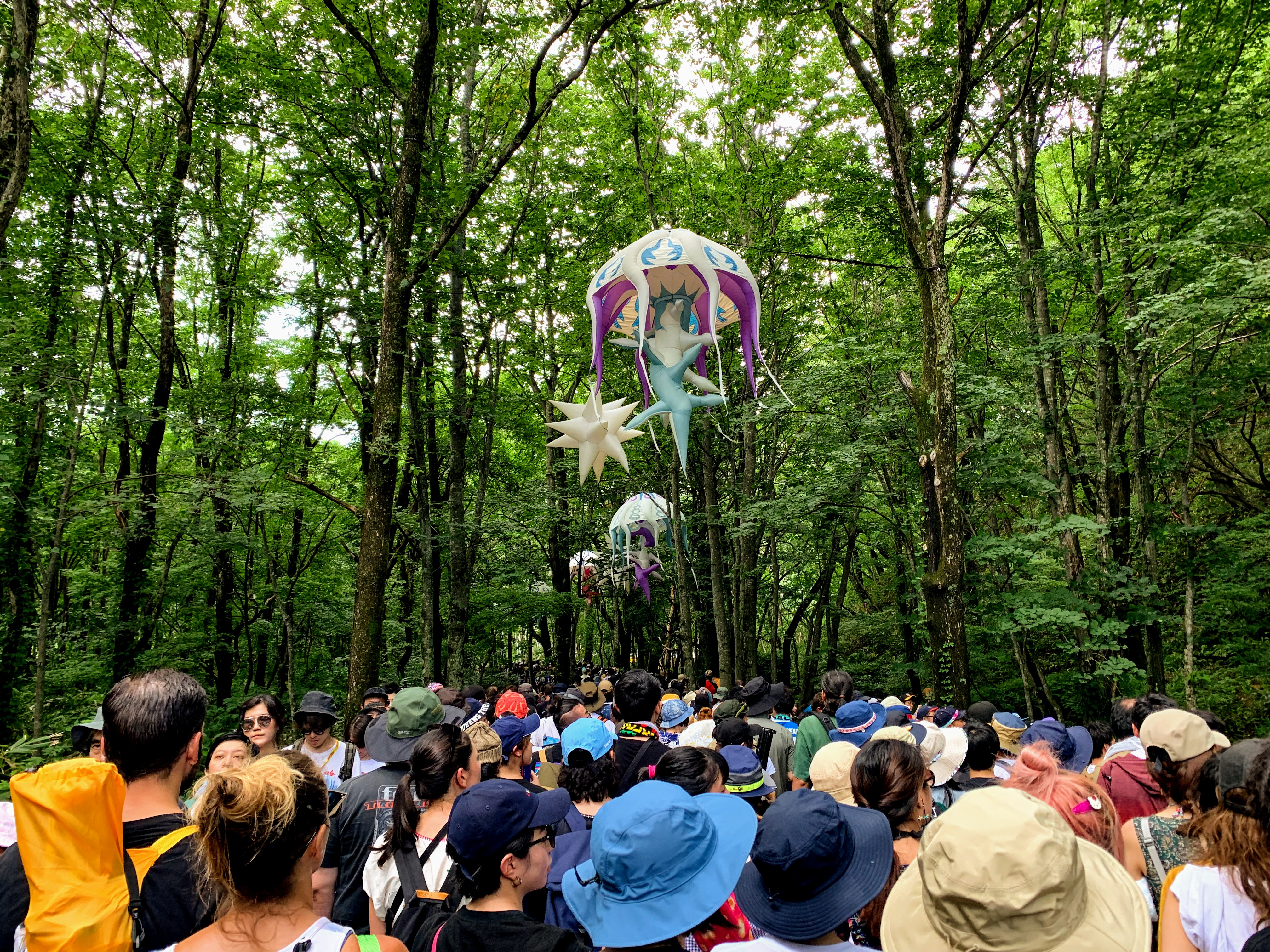 fuji rock festival niigata 2019