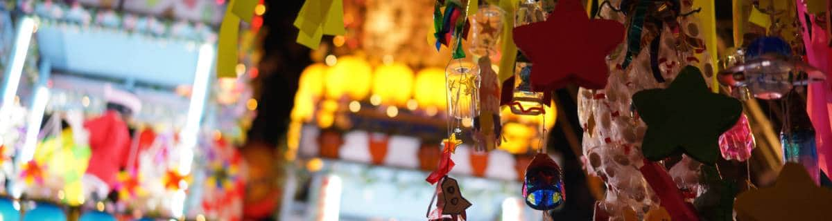 Tokyo Events This Week: Tanabata and Summer Festivals