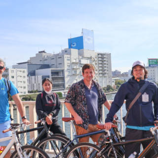 Tokyo Good Old Bike Tour - Cycling Tokyo's Old Towns by Magical Trip