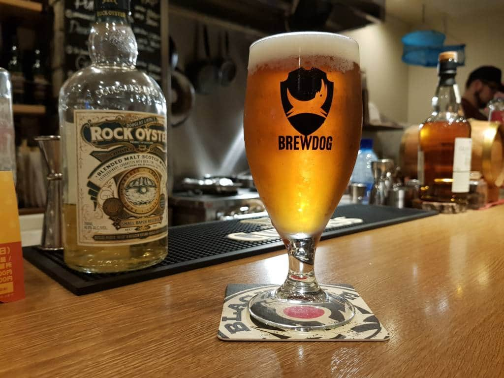 Yokohama craft beer pubs: Wyvern