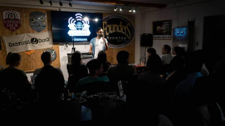 Craft Beer and Comedy Yokohama