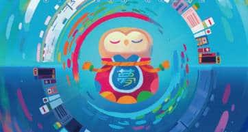 Dreaming Korea Animation