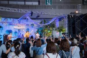 Handmade Japan Festival band