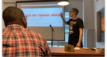 Intro to standup