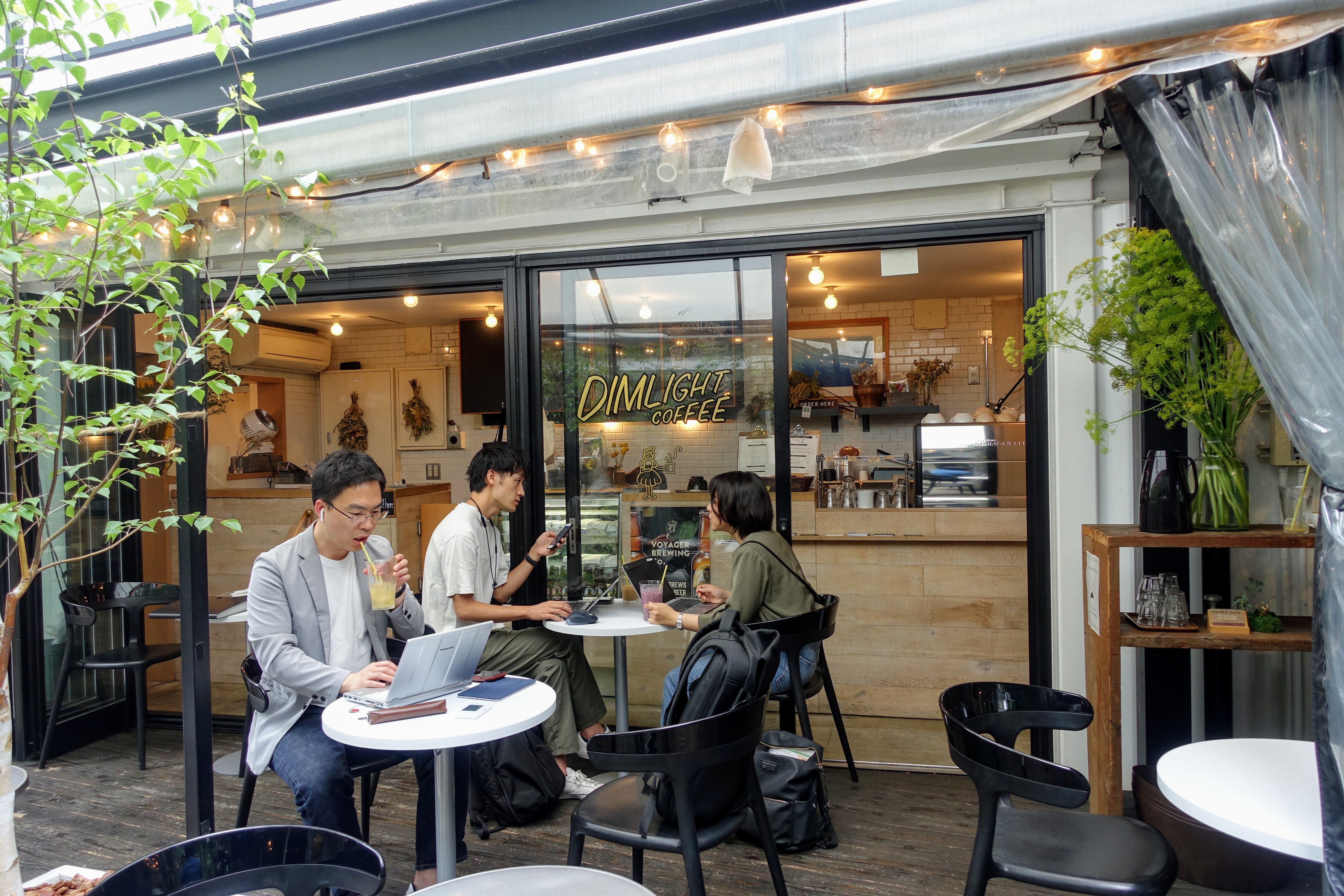 Yoyogi Village Dim Light Coffee